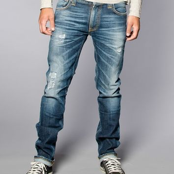 Thin Finn Organic Shredded Fiend - Nudie Jeans Online Shop