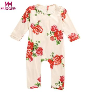 Newborn Baby Girl Clothes Cotton Baby Girl Boy Romper