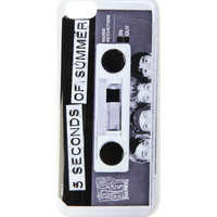 5 Seconds Of Summer Cassette iPhone 5C Case