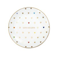 Love is Love Small Plates, Set of 4
