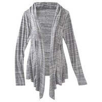 Liz Lange® for Target® Maternity Ruched Cardigan - Heather Gray