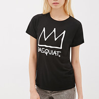 Basquiat Crown Tee