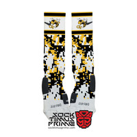 Custom Nike Elite Socks - Georgia Tech Custom Nike Elites - Georgia Tech Yellow Jackets, Custom Elites, Nike Socks, Georgia Tech Football