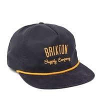 Brixton Driven Snapback Hat - Mens Backpack - Blue - One