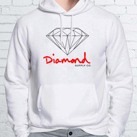 Diamond supply co logo Unisex Hoodies - ZZ Hoodie