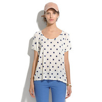 Swing Tee in Spots & Dots