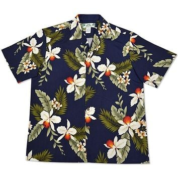 majestic hawaiian rayon shirt