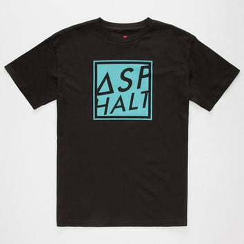 Ayc Shear Box Mens T-Shirt Black  In Sizes