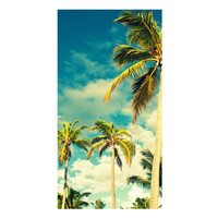 Tropical Sky Towel