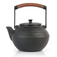 NEO Cast Iron Teapot Large with Infuser 1.3 Qt. (1.2l)
