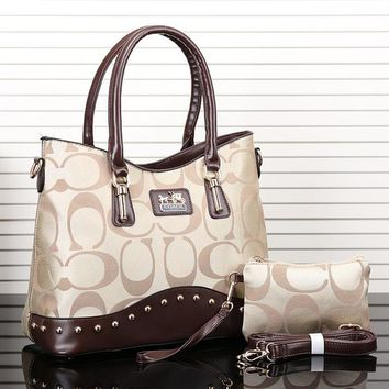 Best Coach Leather Bags Products On Wanelo
