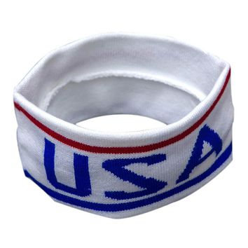 TEAM USA Patriotic Sweatband/Headband