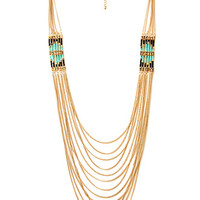 Boho Goddess Layered Necklace