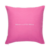 idiom pillow | Kate Spade New York