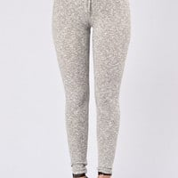 Wanderlust Leggings - Grey