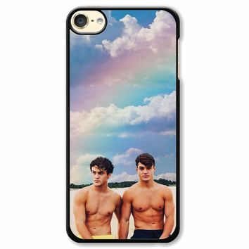 Dolan Twins 4 iPod Touch 6 Case