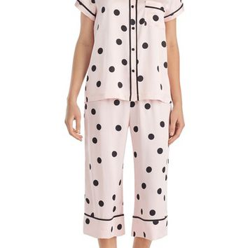 kate spade new york capri pajamas | Nordstrom