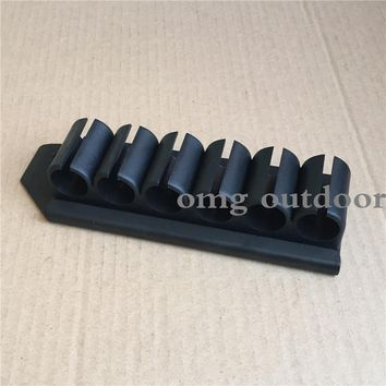 12 Gauge 6 Round Side Shell Holder Carrier Kit For MOSSBERG 500\590