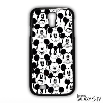 Mickey Mouse Wallpaper for phone case Samsung Galaxy S3,S4,S5,S6,S6 Edge,S6 Edge Plus phone case