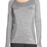 Nike Dri-FIT Long Sleeve Top | Nordstrom
