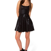 Night Tribe Straps Skater Dress