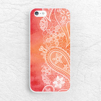 Watercolor Floral Lace pattern phone case for iPhone 6/6s plus, Lg G4 g3 Nexus 5, Samsung s6 edge, Note 5, HTC One m8 m9, Moto x Moto G -P51