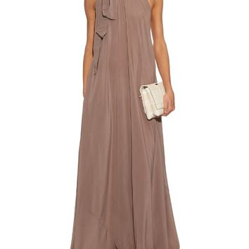 Camille silk-crepe maxi dress | Kalita | MATCHESFASHION.COM US