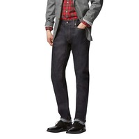 MEN STRETCH SELVEDGE SLIM FIT JEANS | UNIQLO