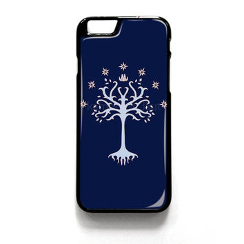 White Tree Lord Of The Ring Quotes iPhone 4 4S 5 5S 5C 6 6 Plus , iPod 4 5  , Samsung Galaxy S3 S4 S5 Note 3 Note 4 , and HTC One X M7 M8 Case