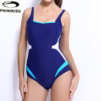 High Quality Women One Piece Swimsuit Slimming Bodysuit Striped Professional Competition Swimwear High Quality Swimwear