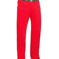 Versace - Stretch Straight Cut Jeans