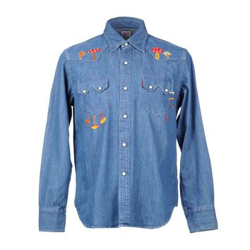 Levi's Vintage Clothing Denim Shirt