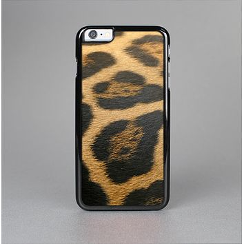 The Real Thin Vector Leopard Print Skin-Sert Case for the Apple iPhone 6 Plus