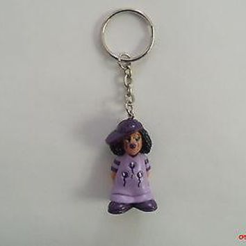 Homies Figures Carolina aka Payasa Mijos Key Chain Series 1