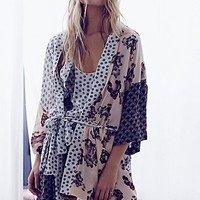 Intimately Womens Eastern Star Robe