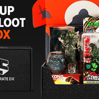 Introducing Loot Crate DX: the next level of Loot!