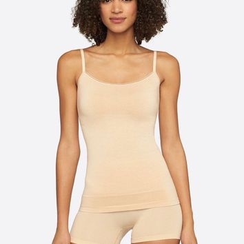 Yummie Seamless Convertible Cami Shelf bra
