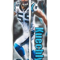 Men's FBF Originals 'Carolina Panthers - Luke Kuechly' Socks - Black