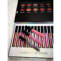 HUDA BEAUTY LIP STROBE 15-pcs Set [10968518028] G