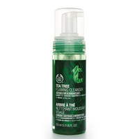 Cleansers | Tea Tree Skin Clearing Foaming Cleanser | The Body Shop