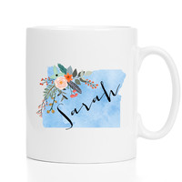 Personalized Oregon Mug