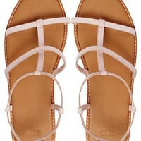 ASOS FIVE STAR Leather Flat Sandals