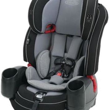 Graco Baby Nautilus SnugLock LX 3-in-1 Harness Booster Car Seat North NEW 2018