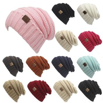 Needles Hot Sale Winter Pullover Outdoors Hats [11275362695]