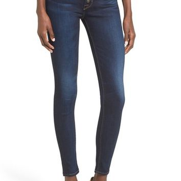 Hudson Jeans Ciara High Rise Skinny Jeans (Calvary) | Nordstrom