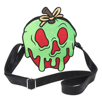 Loungefly Disney Snow White Poison Apple Crossbody Purse