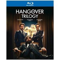 The Hangover Trilogy (4 Discs) (Blu-ray) (S) (Widescreen)