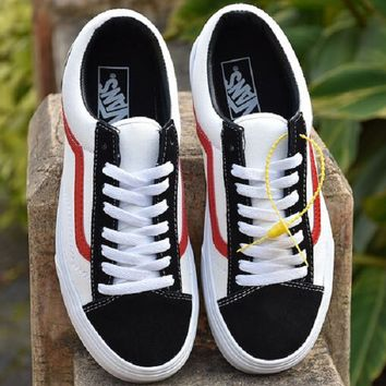 Vans  Canvas Flats Sneakers Sport Shoes