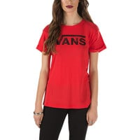 Authentic Rock T-Shirt | Shop Womens Shirts at Vans