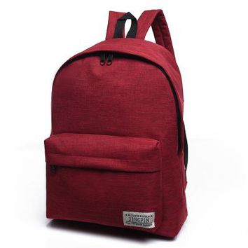 School Backpack New Fashion school educational supplies primary junior high backpack school bags office & school supplies more colors AT_48_3